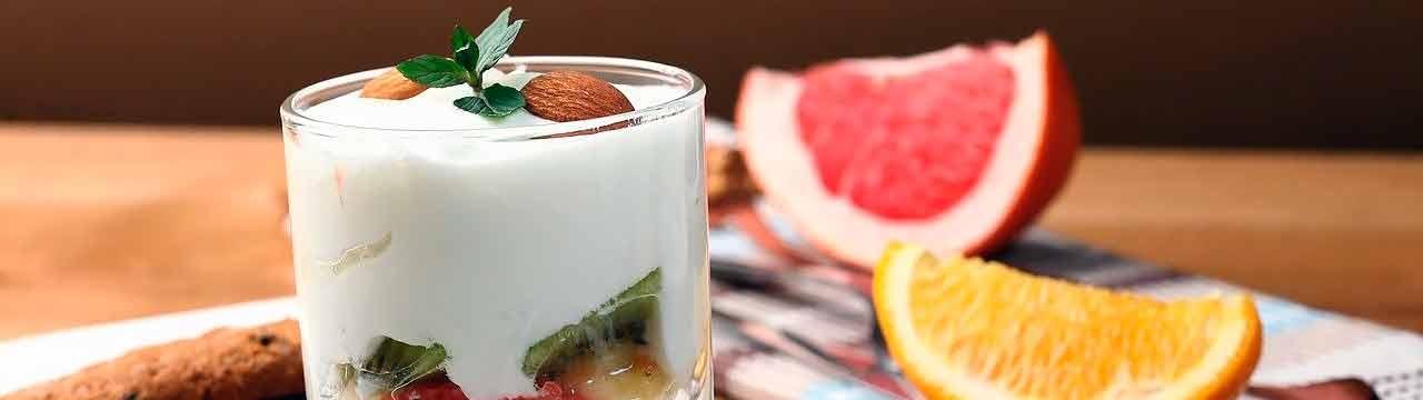 Yoghurt & Vegan Starters