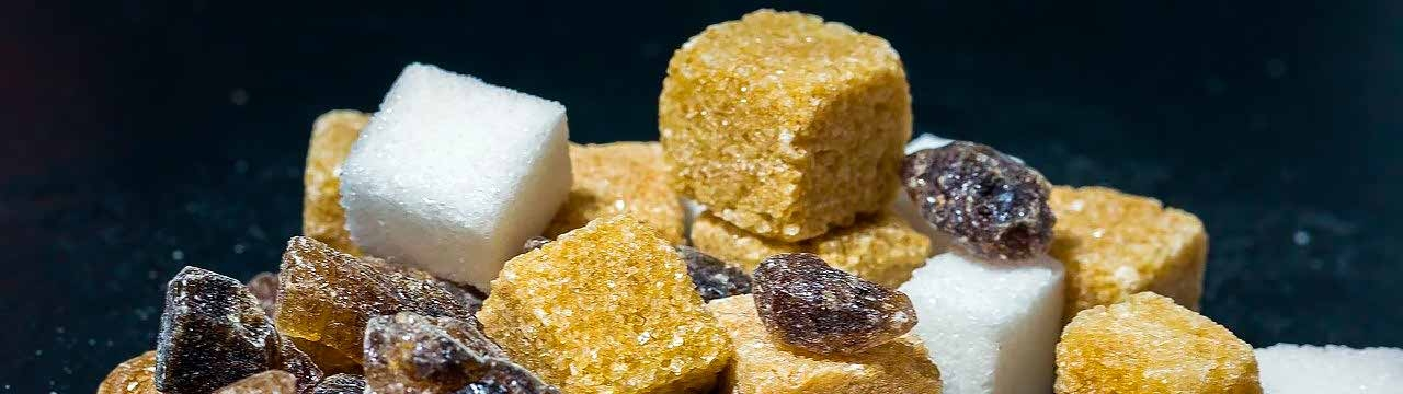 Zucker und Zuckerersatz