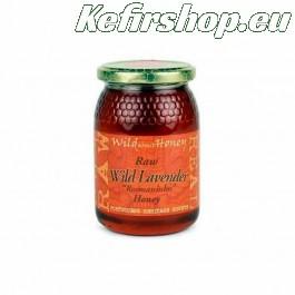 Wilde Lavendel rauwe honing 500 g
