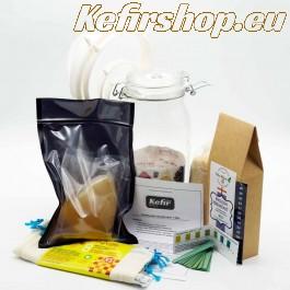 Kombucha starter kit  - create your own kombucha set
