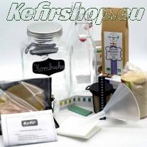 Kombucha starter kit XL with SCOBY
