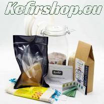 Kombucha starter kit with SCOBY