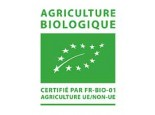 FR-BIO-01: for products certified in France by Ecocert France SAS