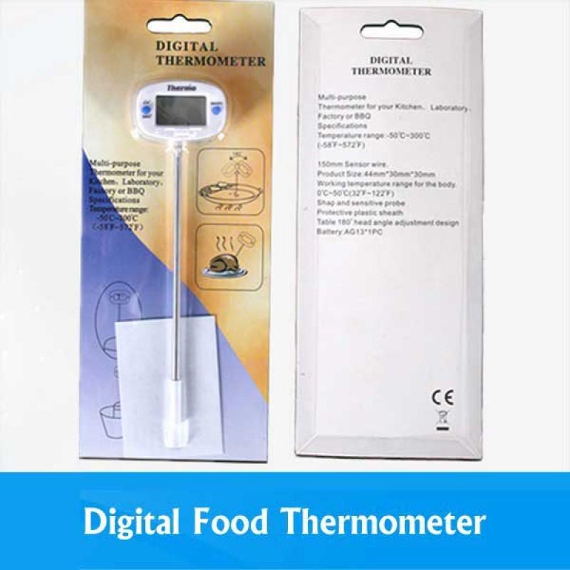 Measure temperature of the culturing of kefir
