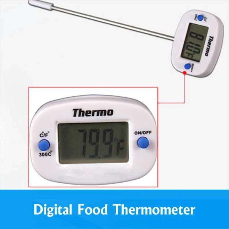 Digital thermometer - food