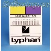 pH-Papier (2,6 - 4,7) - 200 Teststreifen