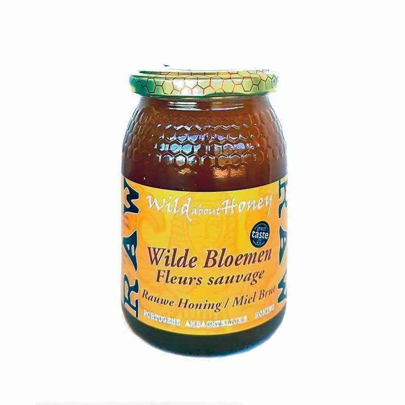 Roher Honig - Wildblumen 500g