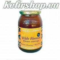 Wilde Bloemen rauwe honing 500g uit Portugal
