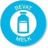Bevat melk / Contains milk