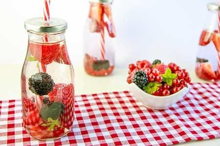 La boisson kéfir de fruits, ou kéfir d'eau, informations et conseils de préparation.